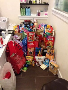 PSPCA pet donations
